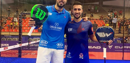 Sao Paulo Open. | Foto: World Padel Tour