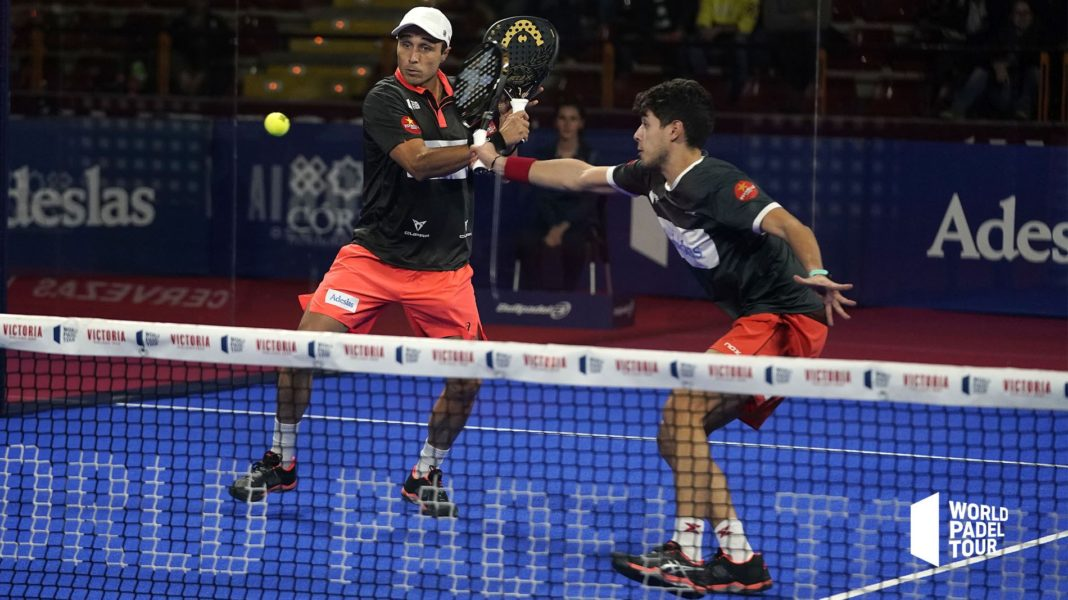 1/8 del Córdoba Open. | Foto: World Padel Tour
