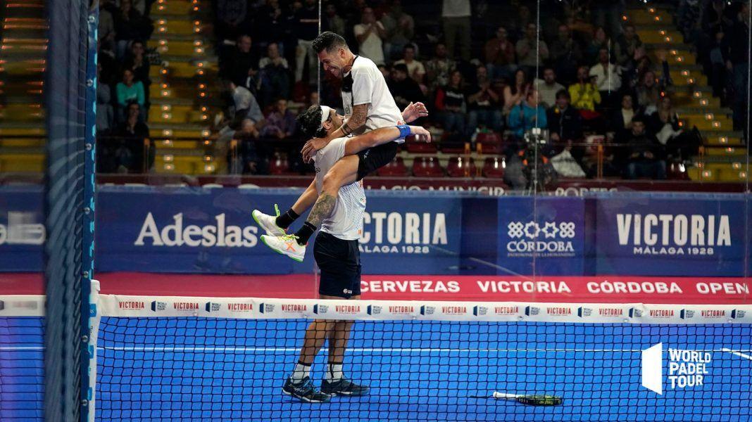 1 / 4 del Córdoba Open. | Foto: World Padel Tour