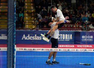 1/4 del Córdoba Open. | Foto: World Padel Tour