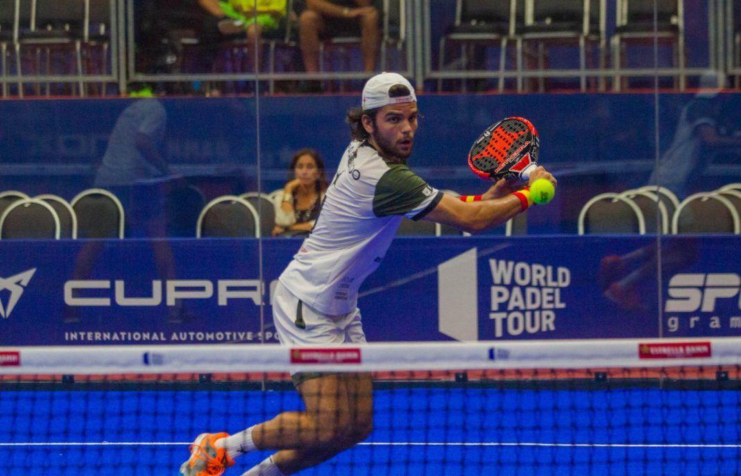 Sao Paulo Open.   Foto: World Padel Tour