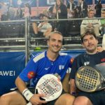 1/16 del México Open. | Foto: World Padel Tour