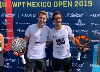 Cuartos del México Open. | Foto: World Padel Tour