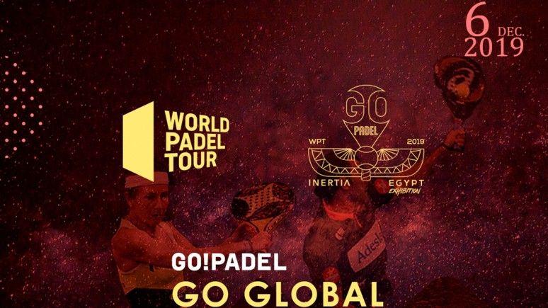 Egypt Exhibition 2019. | Foto: World Padel Tour