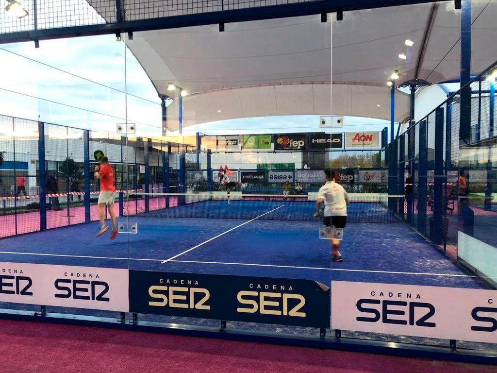 El Campeonato de España de Pádel | Foto: FEP