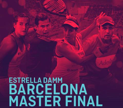 El Master Final. | Foto: World Padel Tour