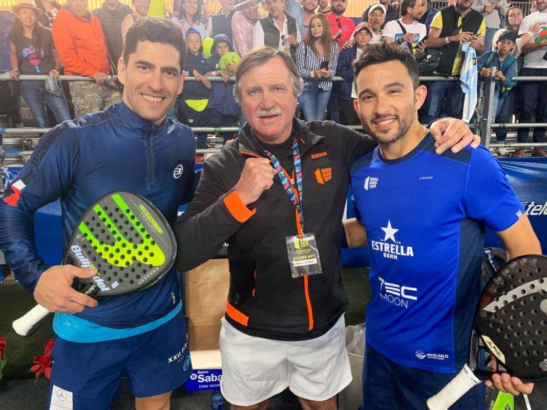 Semifinales del México Open.   Foto: World Padel Tour