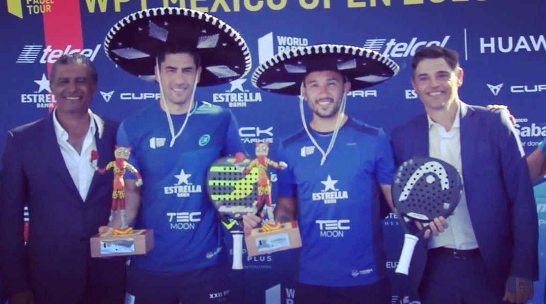 Finales del México Open. | Foto: World Padel Tour