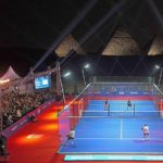 World Padel Tour Egypt Exhibition.World Padel Tour Egypt Exhibition.