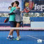 Coki Nieto y Javi Rico en el Campeonato de España de Pádel. | Foto: 2M Sports