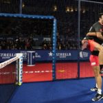 Galán y Lima en el Master Final. | Foto: World Padel Tour