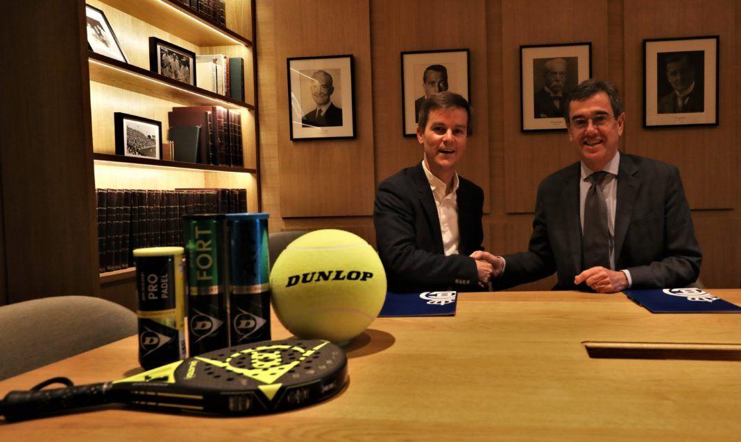 Dunlop Padel y Club Tenis Barcelona 1899.