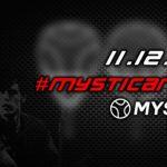 El lanzamiento del Mystica Revolution.