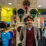 Miguel Ángel Varela, CEO de Time2Padel.