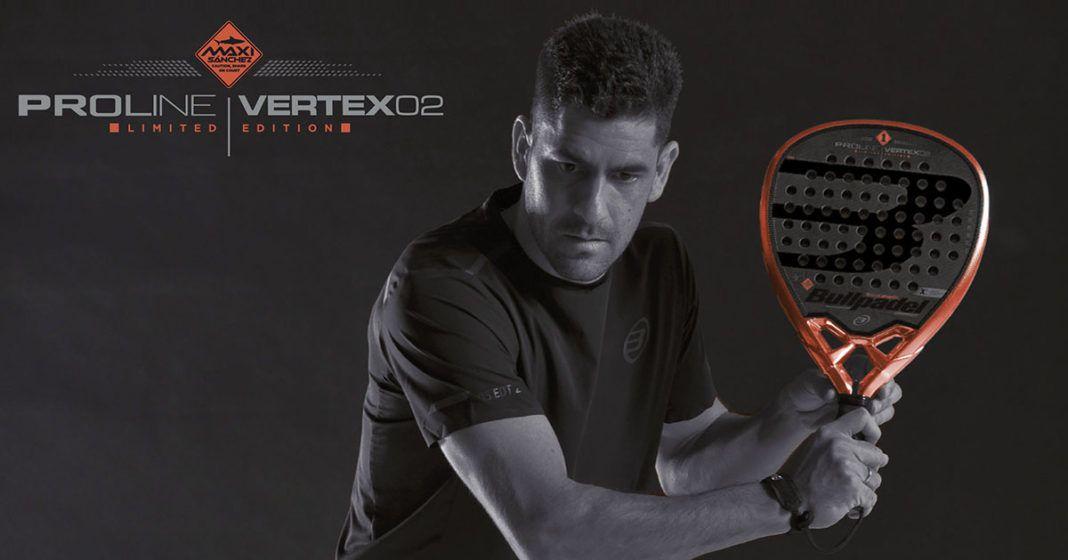 Bullpadel Vertex 02 LTD Edition