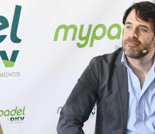 Miguel Matía en 'Esto Es Pádel'.