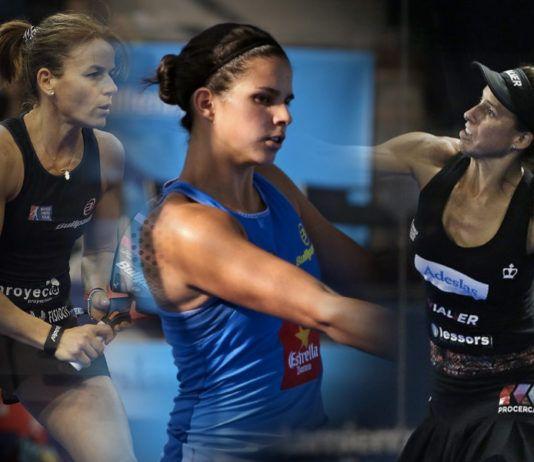 El top-5 de parejas femeninas que cambian en World Padel Tour 2020