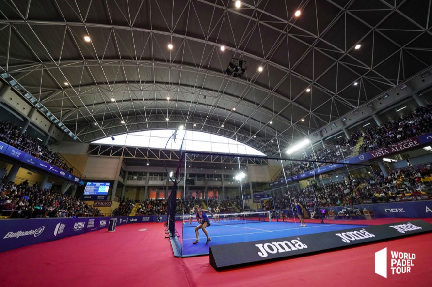 El Córdoba Open. | Foto: World Padel Tour