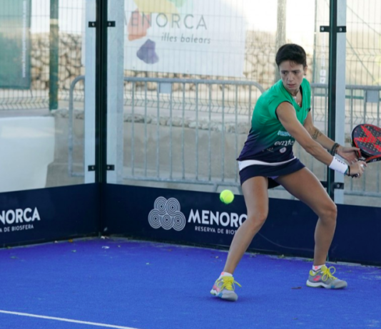 Vanesa Alonso. | Foto: World Padel Tour