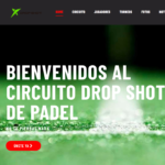 El III Circuito Drop Shot.