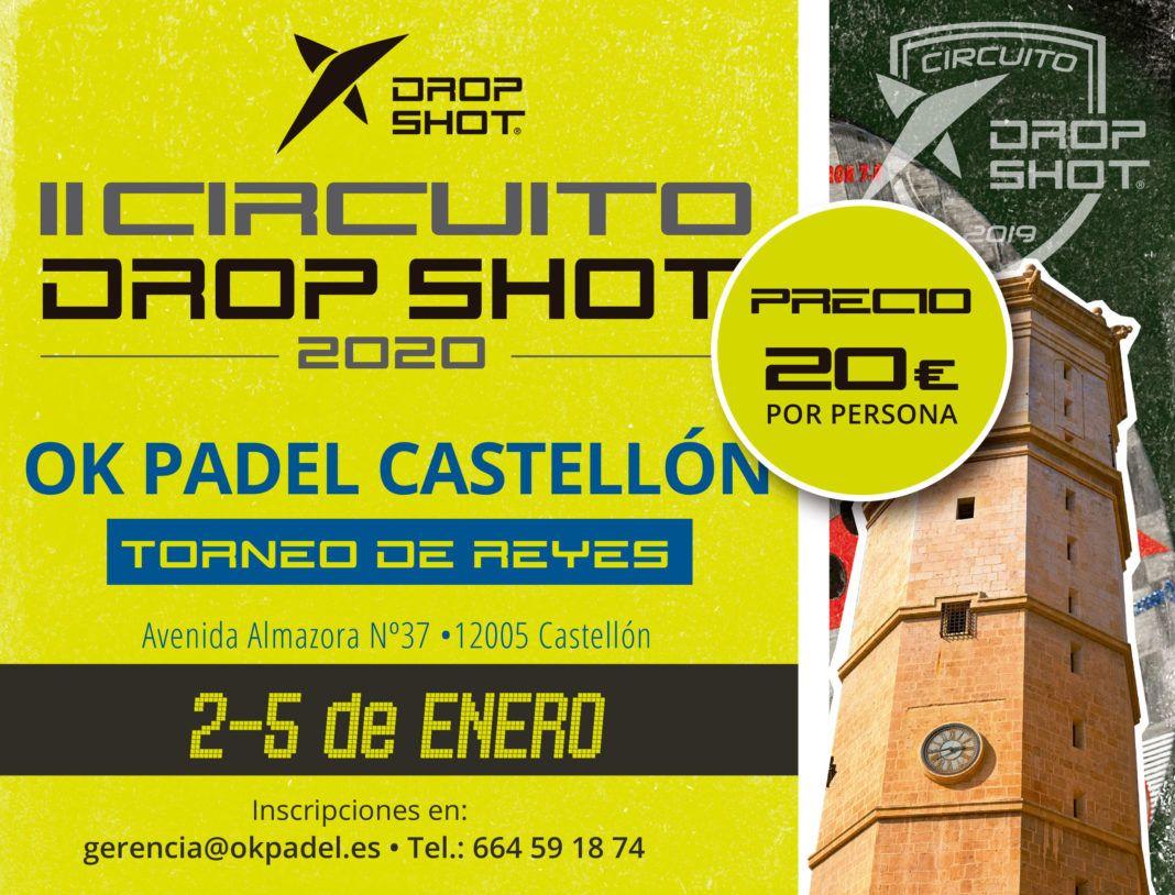 El Circuito Drop Shot celebra Torneo el Dia De Reyes.
