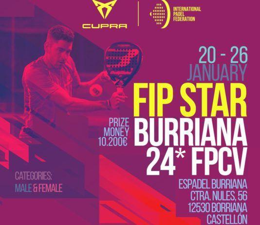 Il test Burriana FIP Star.