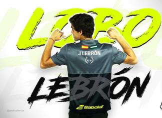 Lebrón crea su imagen de marca como el 'Lobo'.