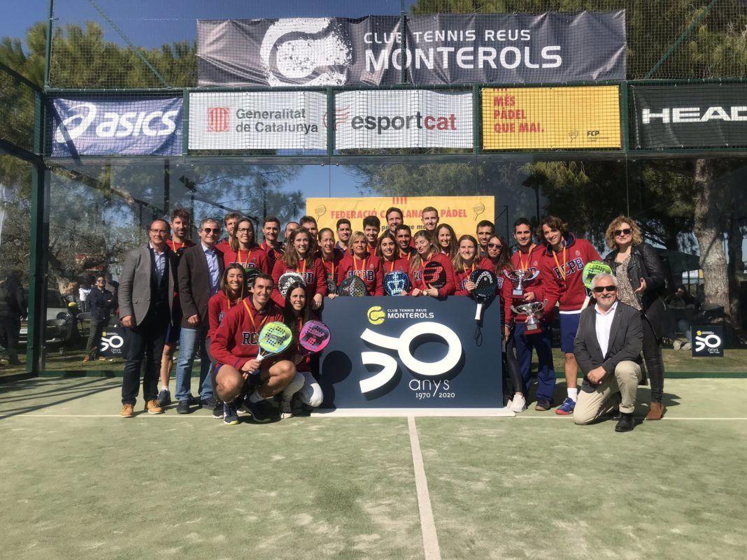 El RC Polo, campeón del Campeonato Absoluto de Cataluña por Equipos de 1ª categoría.