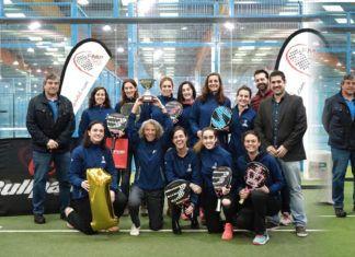 Campeonato Por Equipos de Madrid.