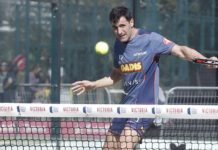 Borja Yribarren. | Foto: World Padel Tour