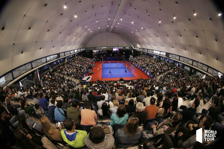 The Marbella Master 2019. | Foto: World Padel Tour