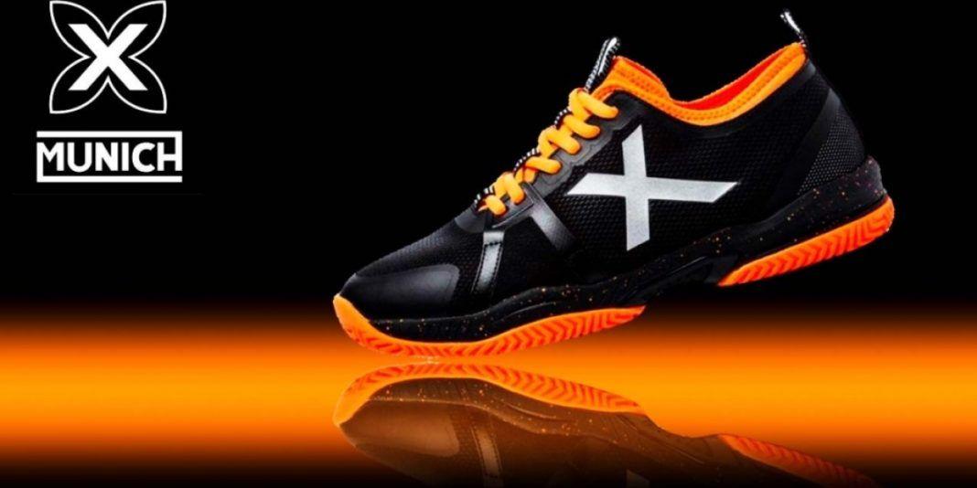Padelmanía analiza la nueva colección de calzado Munich.