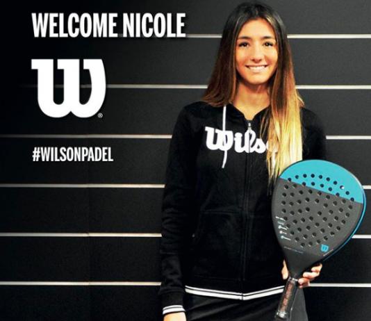 Nicole Traviesa, nuevo fichaje de Wilson Padel.