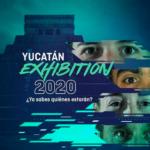 El cartel oficial del Yucatán Exhibition. | Foto: World Padel Tour