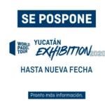 Se pospone el Yucatán Exhibition. | Foto: World Padel Tour