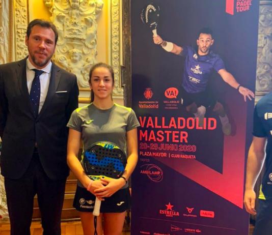 La presentazione del Valladolid Master. | Foto: World Padel Tour