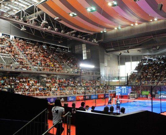 L'Open di Alicante. | Foto: World Padel Tour