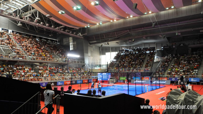 El Alicante Open. | Foto: World Padel Tour