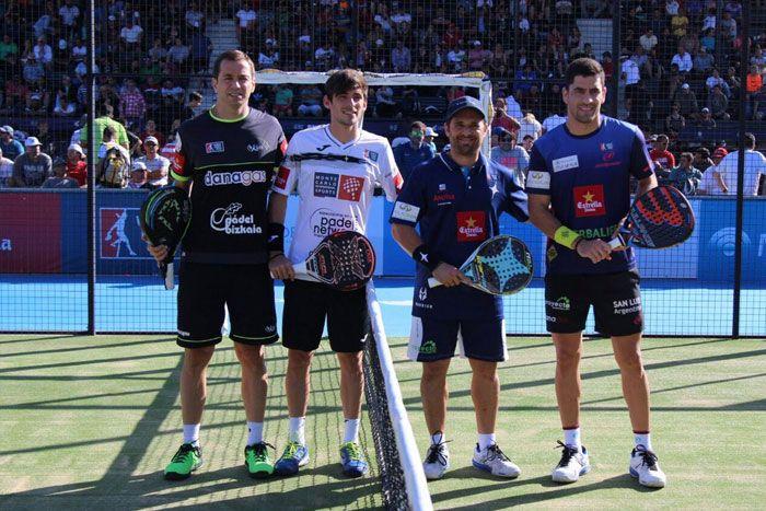 Los cuartos de final del Buenos Aires Master. | Foto: World Padel Tour