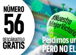La nueva revista Top Padel 360 sobre pádel y coronavirus.