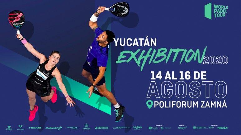 Yucatán Exhibition del World Padel Tour.