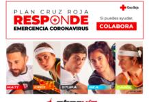 Starvie y Cruz Roja contra el coronavirus