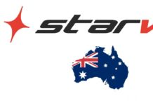 Starvie aterriza en Australia.