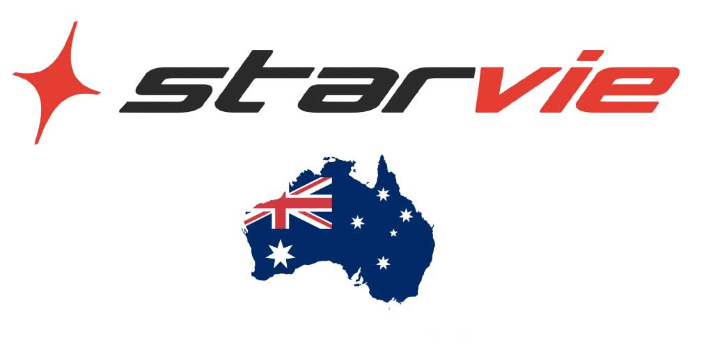 Starvie sbarca in Australia.