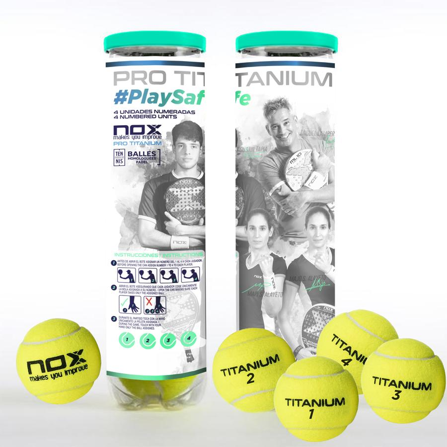 NOX Pro Titanium PlaySafe