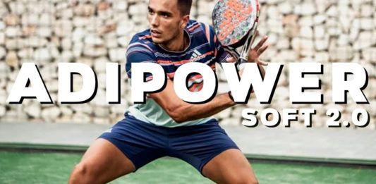 T2P recensioni Adidas Adipower Soft 2.0