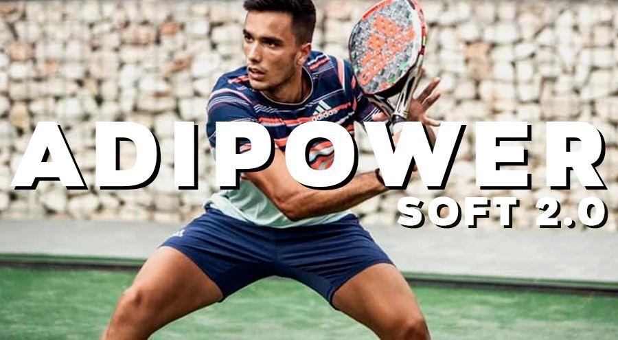 T2P examine la Adidas Adipower Soft 2.0