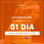 Carolina Navarro, nueva web.