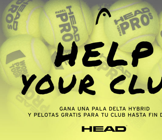AIDEZ VOTRE CLUB, nouvelle campagne Head Padel.