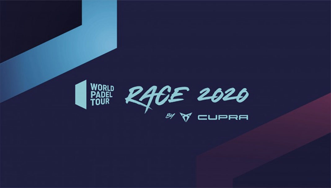 World Padel Tour Race.